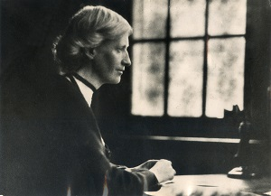 Bildbeschreibung: Save the Children's founder, Eglantyne Jebb.