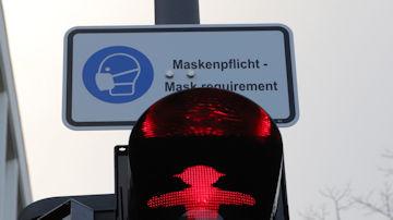 Maskenpflicht Bei Rewe In Deutschland
